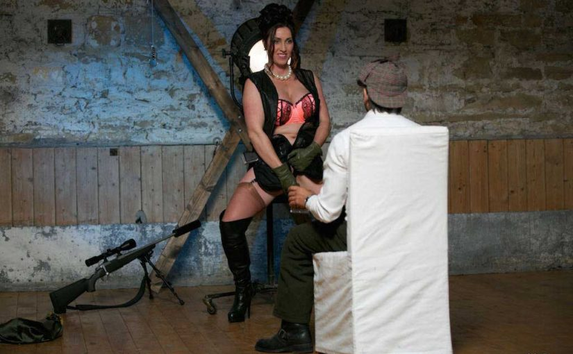 Strict Boss Miss Hybrid And The Gamekeeper